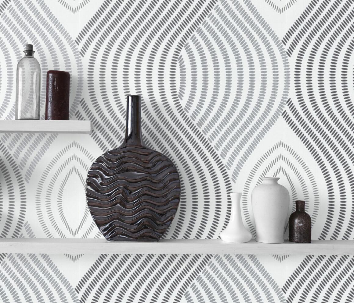Black & White Tapete