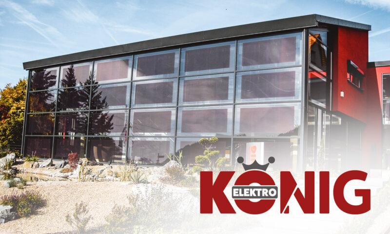 Elektro König Header