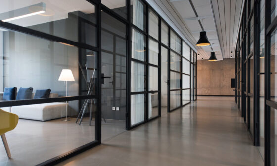 Loft-Tür